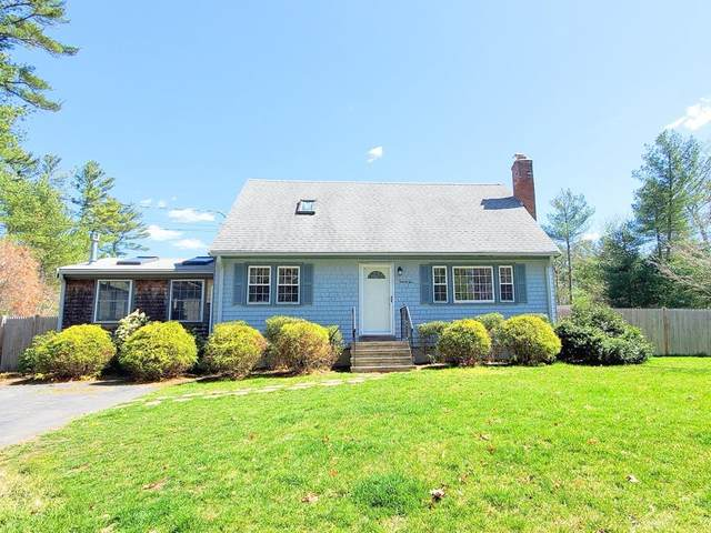 22 Edgewood Rd, Carver, MA 02330 (MLS #72642307) :: RE/MAX Vantage