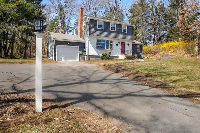 46 Dover Road, Millis, MA 02054 (MLS #72642342) :: Trust Realty One