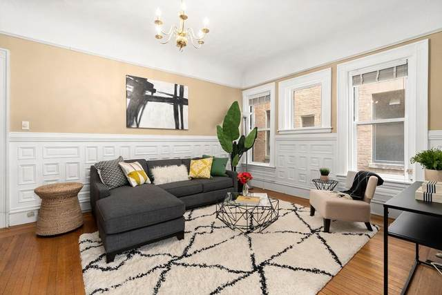 259 Beacon Street #51, Boston, MA 02116 (MLS #72642376) :: Boylston Realty Group