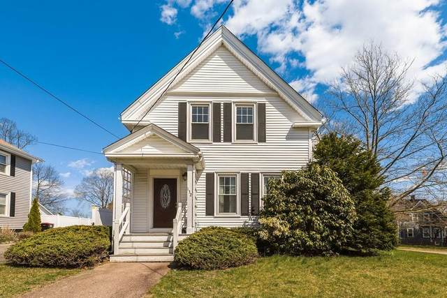 132 Longwood Ave, Brockton, MA 02301 (MLS #72642420) :: RE/MAX Vantage