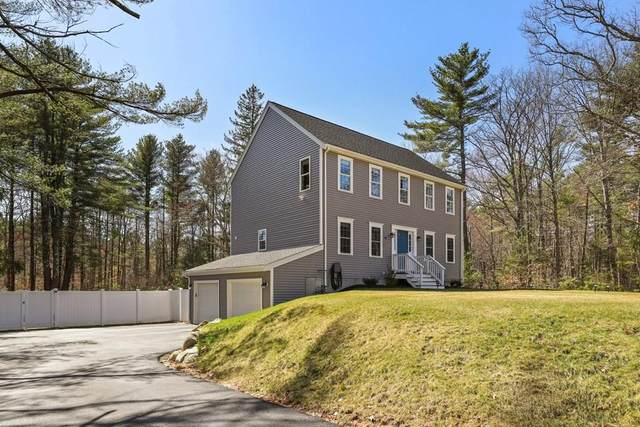 91 King St, Hanson, MA 02341 (MLS #72642423) :: RE/MAX Vantage
