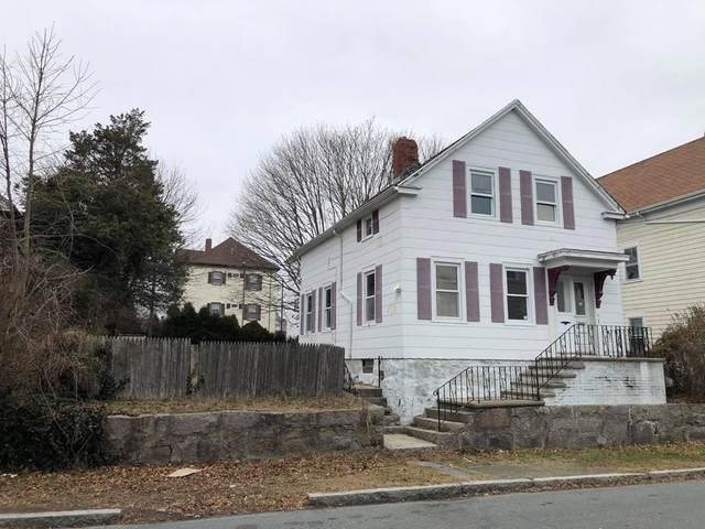 17 Harrison Street, New Bedford, MA 02740 (MLS #72642436) :: Charlesgate Realty Group