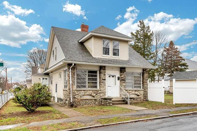31 Quincy St, Methuen, MA 01844 (MLS #72642443) :: Charlesgate Realty Group