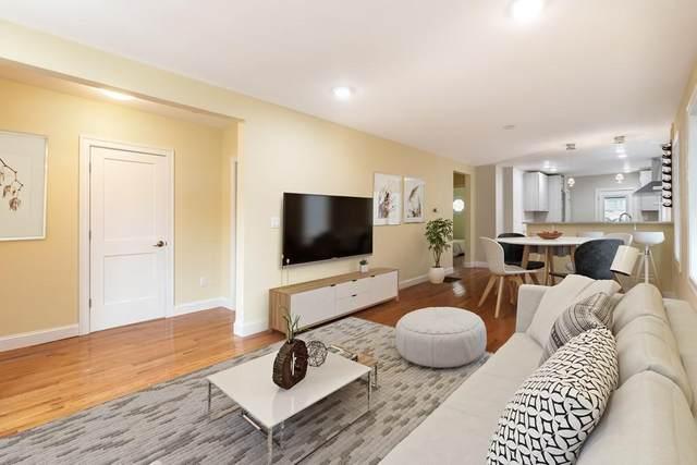 21 Malvern Avenue #1, Somerville, MA 02144 (MLS #72642494) :: Boylston Realty Group
