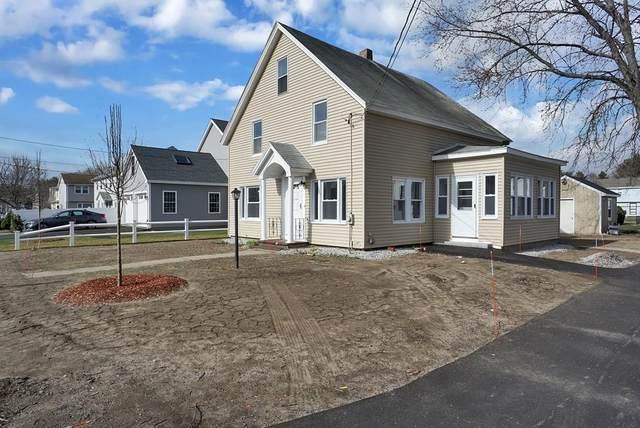 41 Caldwell, Nashua, NH 03060 (MLS #72642497) :: Boylston Realty Group