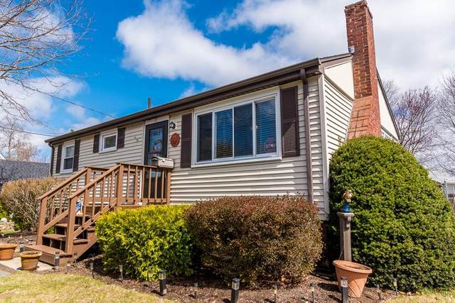 71 Hancock St, Whitman, MA 02382 (MLS #72642504) :: RE/MAX Vantage