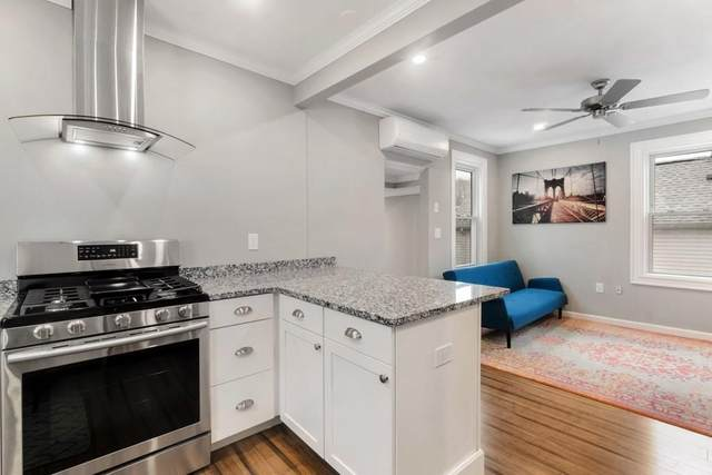 100 Jamaica Street #2, Boston, MA 02130 (MLS #72642566) :: Conway Cityside