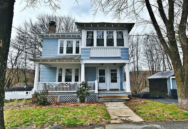 57 Rich St #2, Worcester, MA 01602 (MLS #72642577) :: The Duffy Home Selling Team