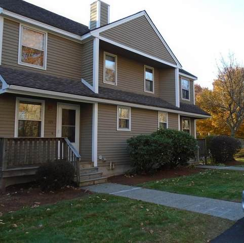 109 Pennacook Drive #109, Leominster, MA 01453 (MLS #72642619) :: The Duffy Home Selling Team