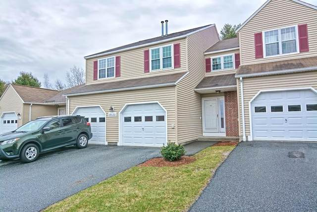 153 Chapman Place #153, Leominster, MA 01453 (MLS #72642647) :: The Duffy Home Selling Team