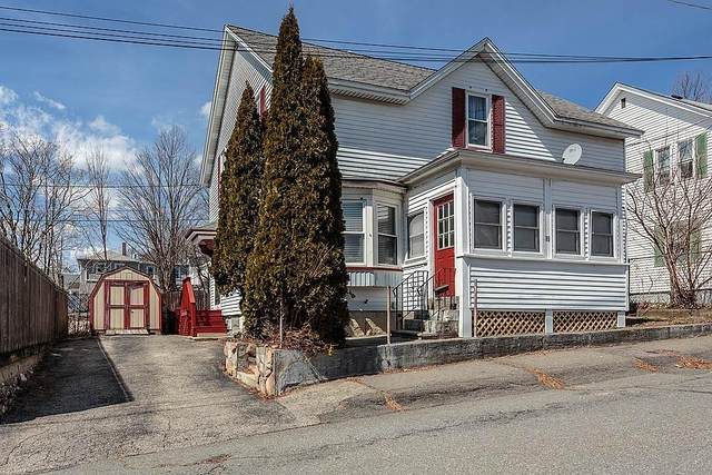 12 Ross Ave, Lowell, MA 01854 (MLS #72642666) :: Trust Realty One