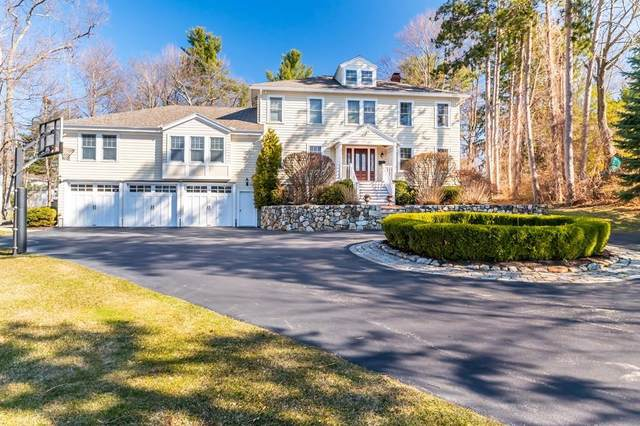 85 Shawsheen Rd, Andover, MA 01810 (MLS #72642680) :: Trust Realty One