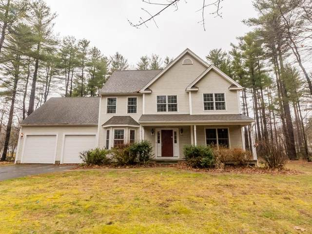 47 Shaker Rd, Shirley, MA 01464 (MLS #72642709) :: Exit Realty
