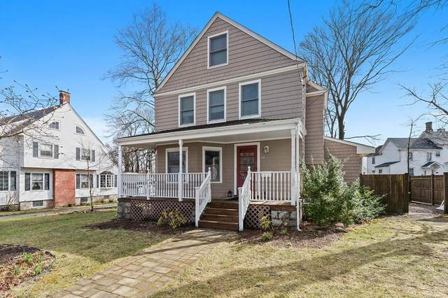 19 Tower Ave, Weymouth, MA 02190 (MLS #72642793) :: The Duffy Home Selling Team