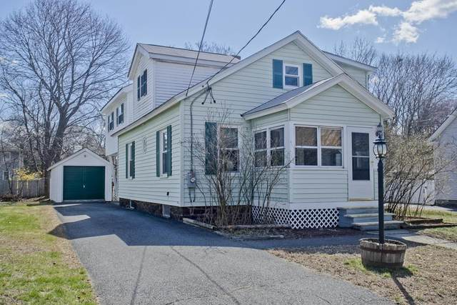 49 Vernon Street, Greenfield, MA 01301 (MLS #72642805) :: The Duffy Home Selling Team