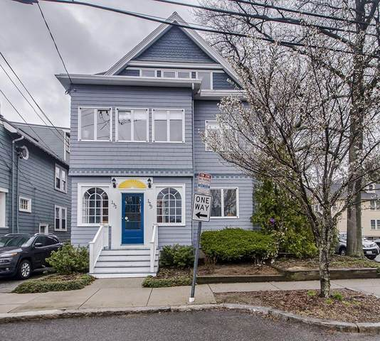 131 Holworthy Street #3, Cambridge, MA 02138 (MLS #72642818) :: The Duffy Home Selling Team