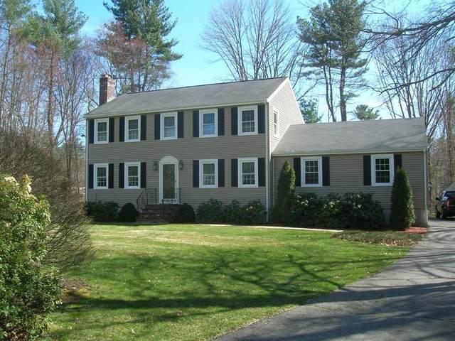 45 Jade Dr, Raynham, MA 02767 (MLS #72642821) :: The Duffy Home Selling Team