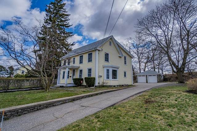 64 Lowell St, Methuen, MA 01844 (MLS #72642822) :: The Duffy Home Selling Team