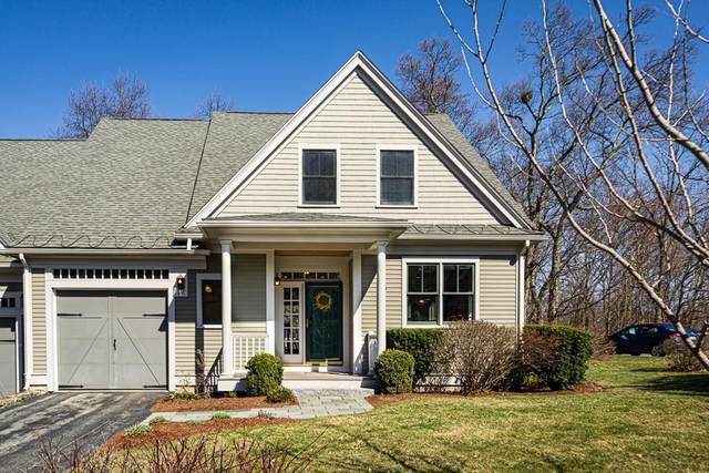 146 Johnson Woods Drive #146, Reading, MA 01867 (MLS #72642826) :: The Duffy Home Selling Team