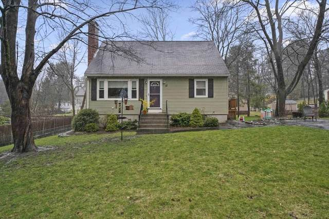 17 Lakeview Rd, Wayland, MA 01778 (MLS #72642836) :: Spectrum Real Estate Consultants