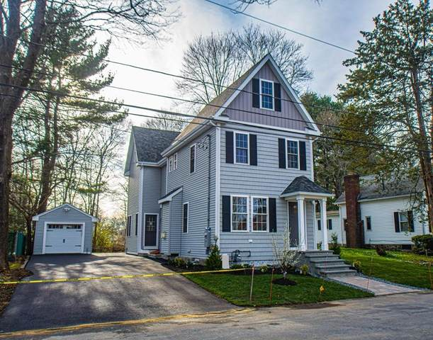 39 Forest Ave, Natick, MA 01760 (MLS #72642843) :: Spectrum Real Estate Consultants