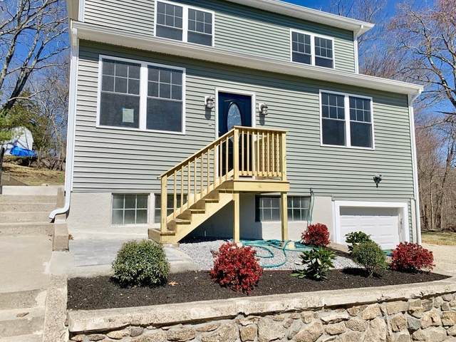 1501 Liberty St, Braintree, MA 02184 (MLS #72642850) :: The Duffy Home Selling Team