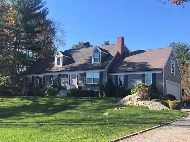 116 Orchard St, Newbury, MA 01922 (MLS #72643677) :: The Duffy Home Selling Team