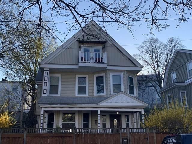 11 Gannett St, Boston, MA 02121 (MLS #72644879) :: Westcott Properties