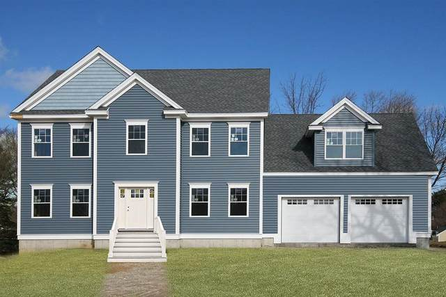 1 Sunnycrest Circle, Beverly, MA 01915 (MLS #72645174) :: Charlesgate Realty Group