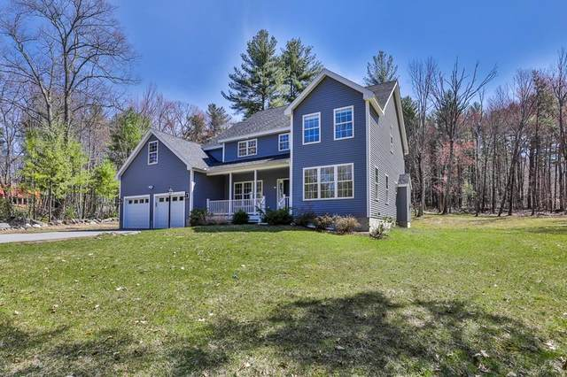 117 Old Mill Rd, Harvard, MA 01451 (MLS #72645219) :: DNA Realty Group