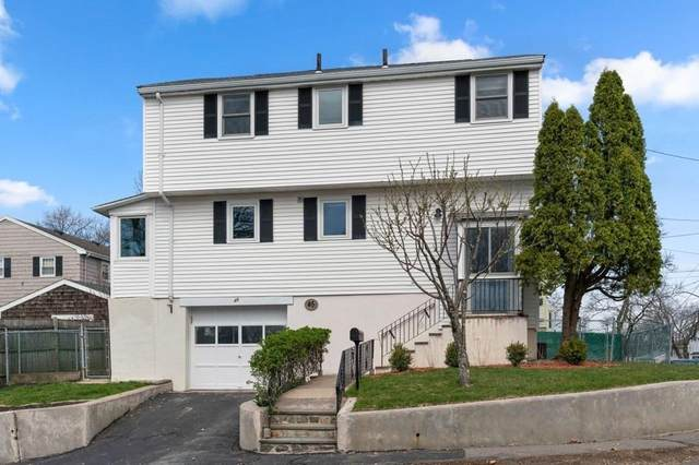 45 Franclaire Drive, Boston, MA 02132 (MLS #72645666) :: Trust Realty One