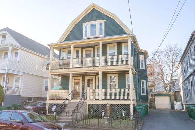 14 Bowdoin, Medford, MA 02155 (MLS #72645793) :: Westcott Properties