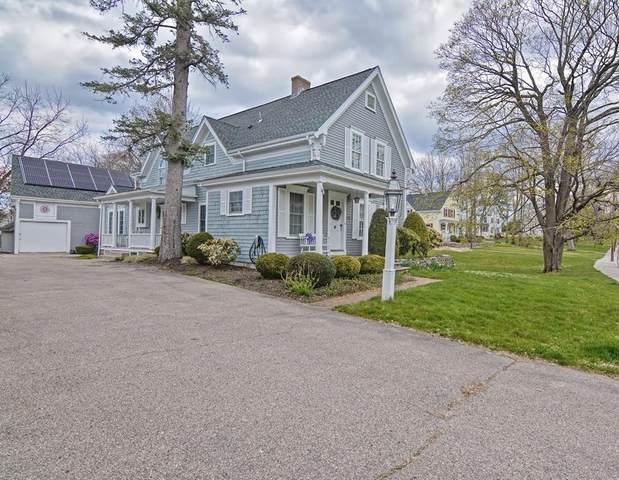 33 Crescent Street, Franklin, MA 02038 (MLS #72645988) :: Charlesgate Realty Group