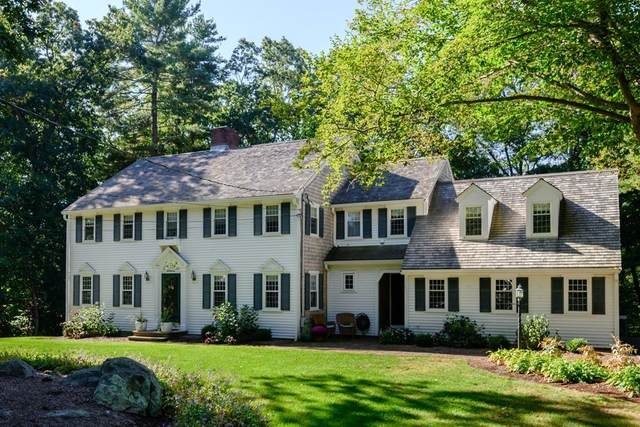 211 Fairoaks Ln, Cohasset, MA 02025 (MLS #72646142) :: Kinlin Grover Real Estate