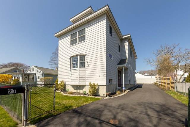 27 Grove St, Fairhaven, MA 02719 (MLS #72646236) :: Welchman Real Estate Group