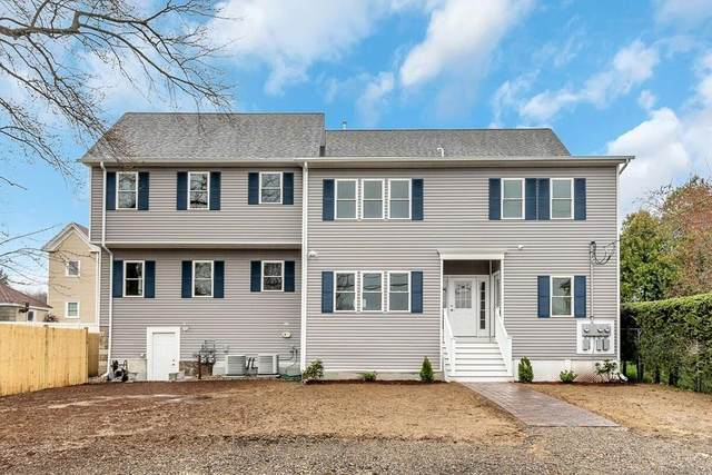 25 Golf Ave #1, Methuen, MA 01844 (MLS #72646250) :: Trust Realty One