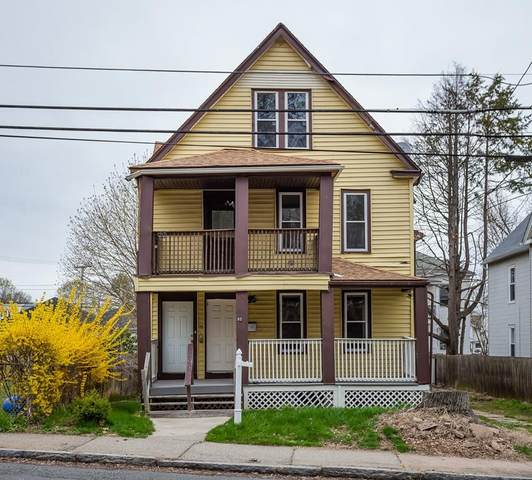 93-95 Hitchcock St, Holyoke, MA 01040 (MLS #72647031) :: Exit Realty