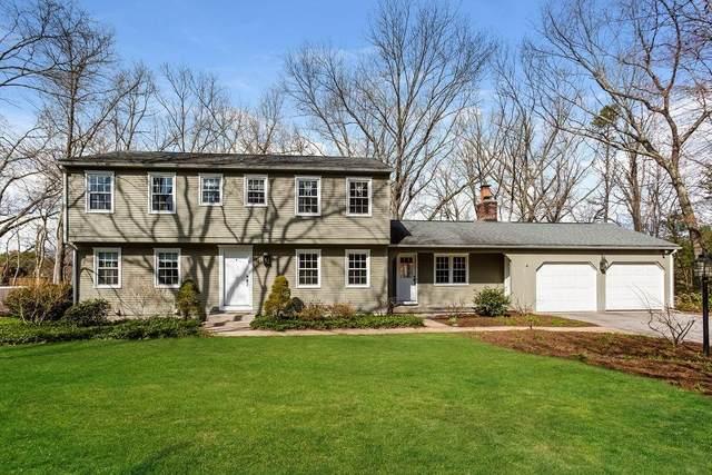 74 Cambridge Circle, Longmeadow, MA 01106 (MLS #72647374) :: NRG Real Estate Services, Inc.
