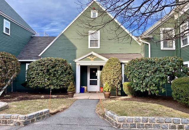 8 Franklin St #19, Marblehead, MA 01945 (MLS #72647402) :: DNA Realty Group