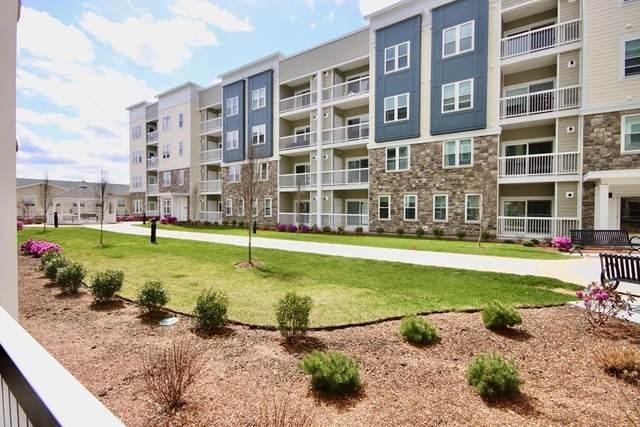 130 University Ave #1105, Westwood, MA 02090 (MLS #72647436) :: RE/MAX Vantage