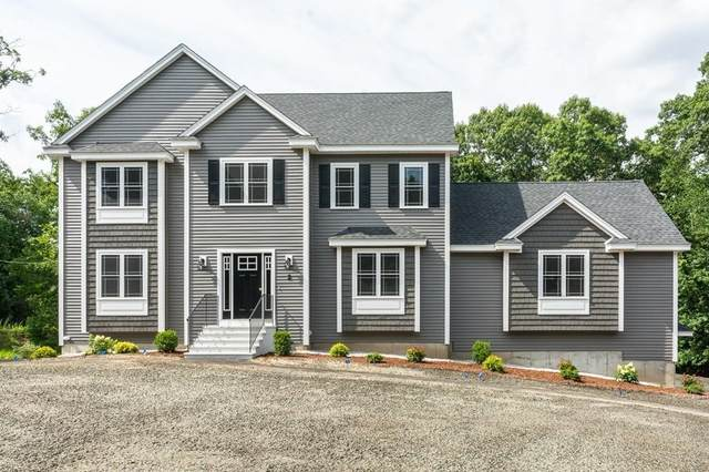 27 Fieldstone Lane, Billerica, MA 01821 (MLS #72647539) :: EXIT Cape Realty