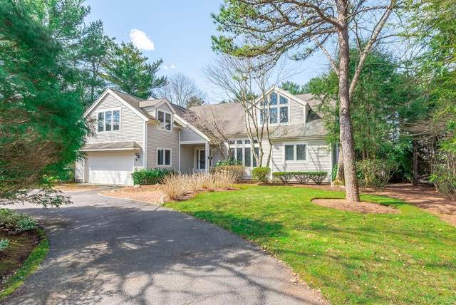 72 The Heights, Mashpee, MA 02649 (MLS #72647938) :: EXIT Cape Realty