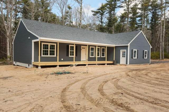 9 Old Stage Coach Rd, Wareham, MA 02576 (MLS #72648160) :: revolv