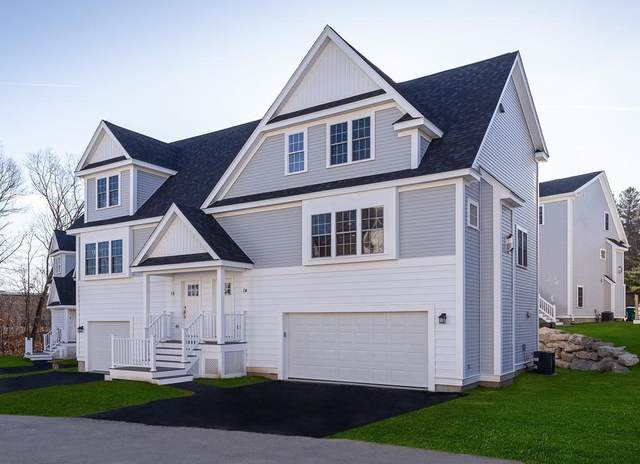 7 Craftsman Court #4, Grafton, MA 01560 (MLS #72648311) :: Trust Realty One