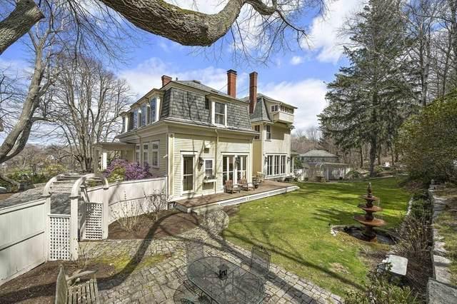 1 Bennett St N, Gloucester, MA 01930 (MLS #72648722) :: Westcott Properties