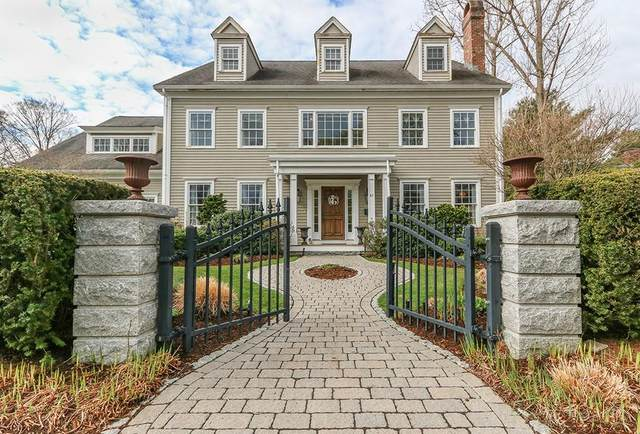 42 County Street #42, Dedham, MA 02026 (MLS #72649072) :: The Gillach Group