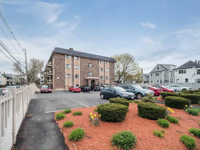 303 Lowell St #6, Somerville, MA 02145 (MLS #72649488) :: Trust Realty One