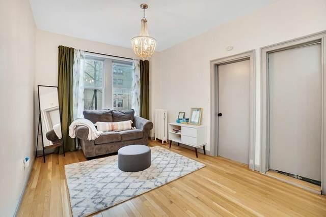 65 Burbank #5, Boston, MA 02115 (MLS #72649981) :: Berkshire Hathaway HomeServices Warren Residential
