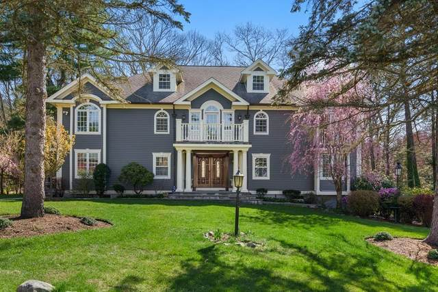 50 Woodfall Rd, Belmont, MA 02478 (MLS #72650056) :: The Gillach Group