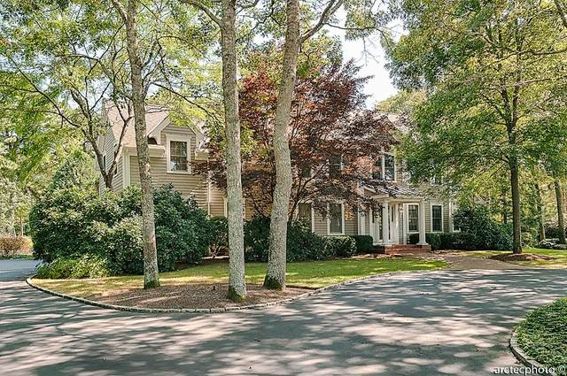 120 Gullane Rd, Mashpee, MA 02649 (MLS #72650170) :: Charlesgate Realty Group